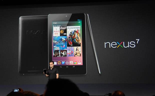 Google'ın yeni Nexus tableti belli oldu mu?