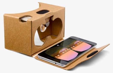 Google Cardboard VR 4 Ülkede daha Satışa Çıktı!