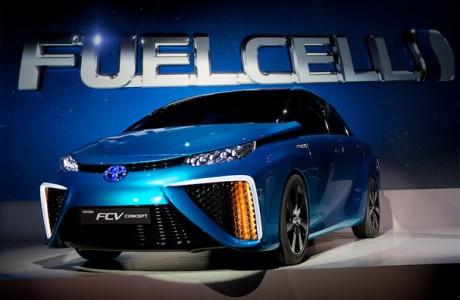 İşte İlk Yakıt Hücreli Otomobilin Fiyatı!