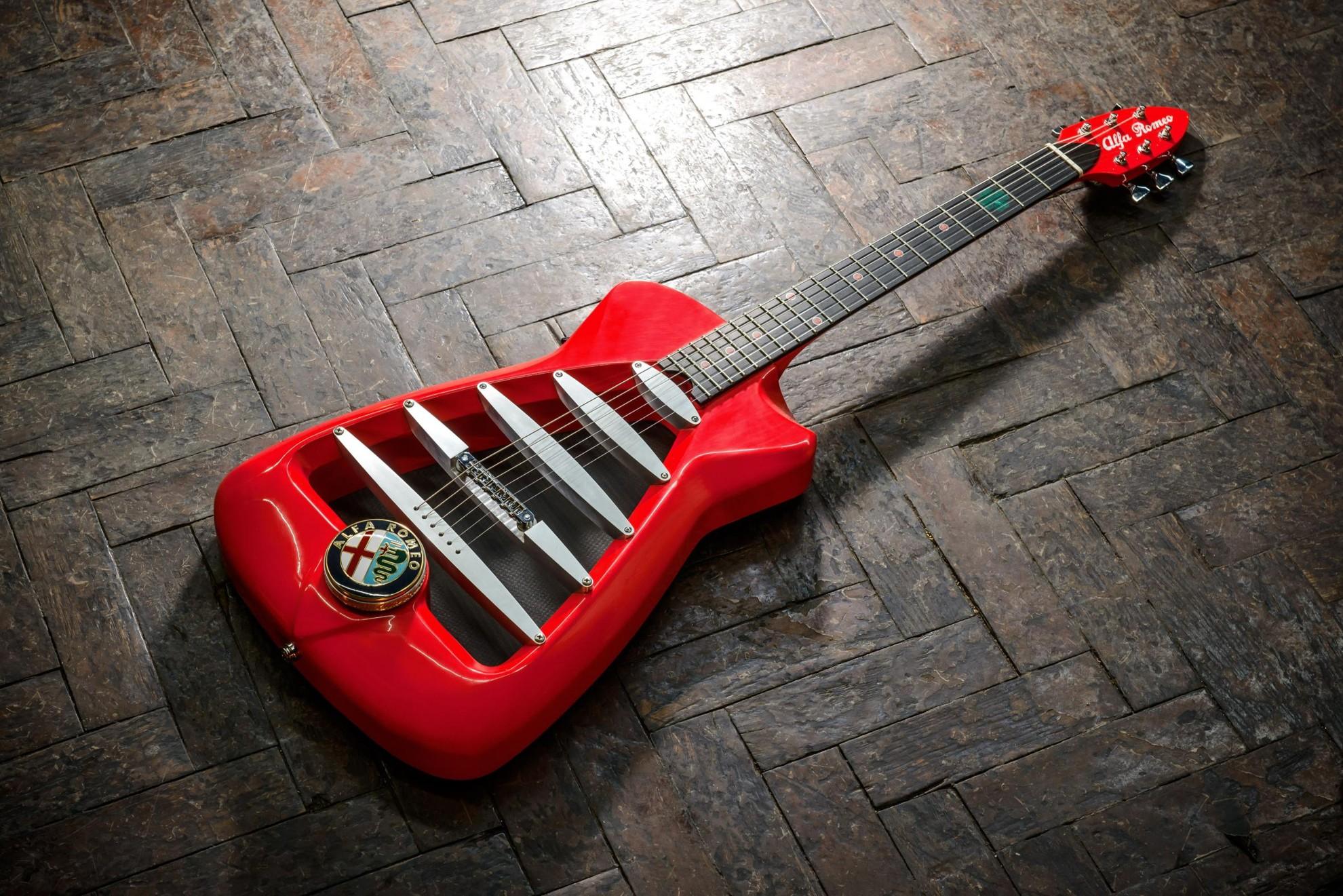 Bu Gitardan Yalnızca 11 Adet Üretilecek