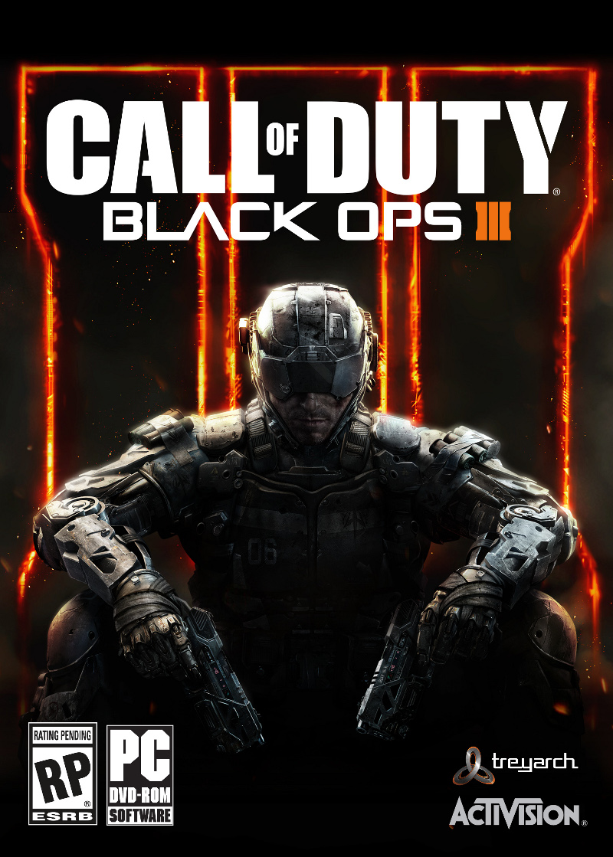 Kadın Karakteri ile Black Ops 3!