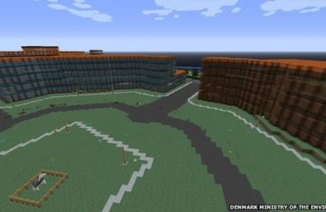 Çocuklar Belair Ulusal Parkını Minecraft'ta Yeniden İnşa Edecek!