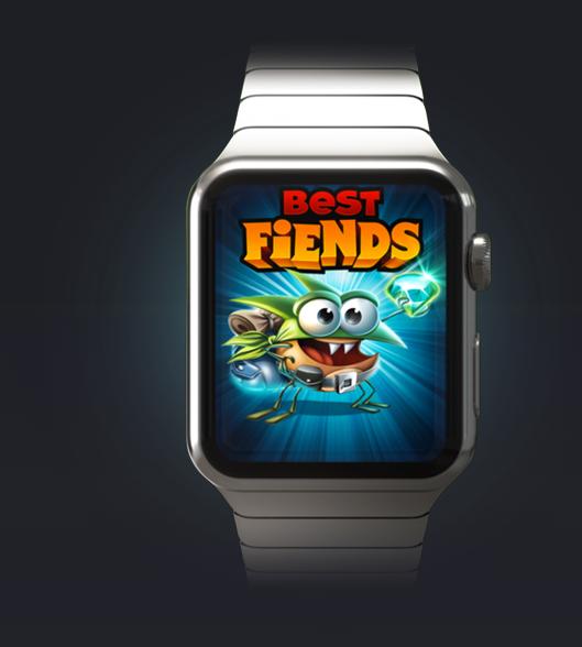 Best Fiends Maceraları Apple Watch ' ta başladı.