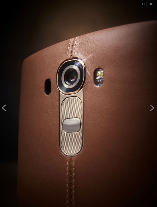 Beklenen LG G4 Resmen Tanıtıldı!