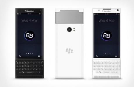 BlackBerry'den 2 Yeni Akıllı Telefon Daha