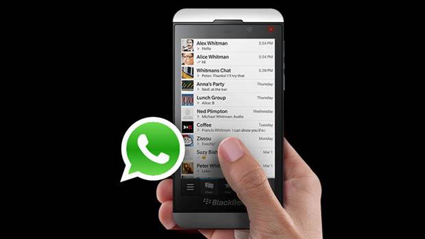 BlackBerry 10'da WhatsApp Sesli Aramalara Kavuştu