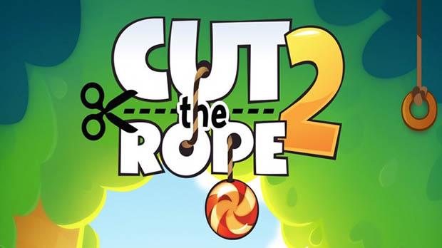 Windows Phone İçin Cut the Rope 2 Yayınlandı