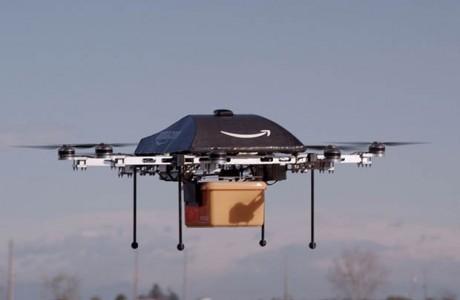 İsviçre Posta Kurumu Drone'lar ile Posta Teslimatına Başlıyor