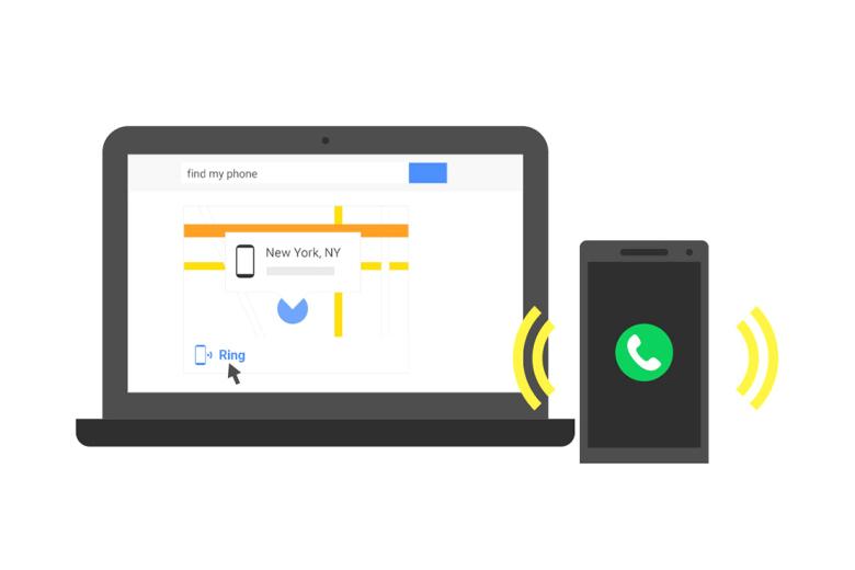 """Google Android Telefonlar için """"Telefonumu Bul"""" Uygulamasını Çıkardı"""
