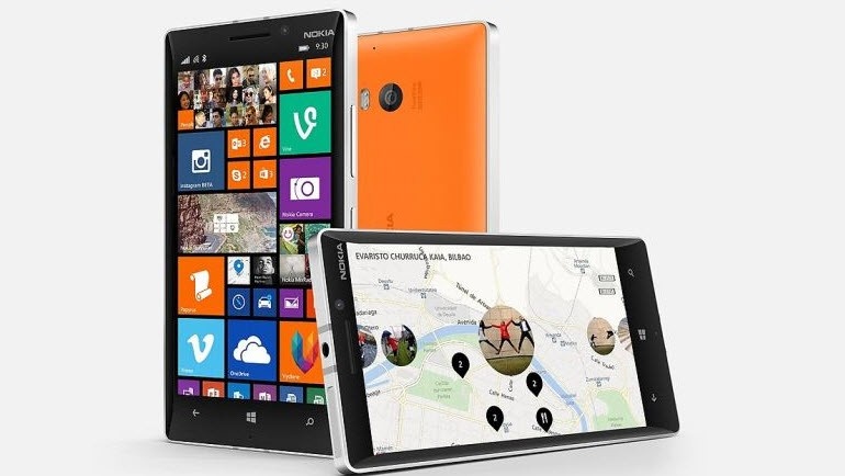Lumia 940 ve fazlasından işaretler