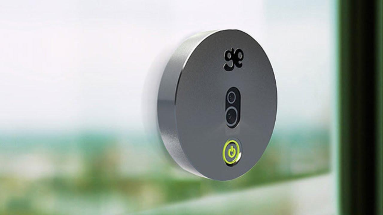 GeckoEye Güvenlik Kamerası Güneş Enerjisiyle Çalışıyor