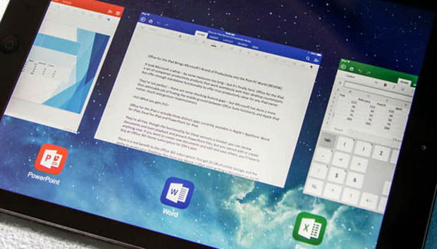 MS Office iCloud Desteğine Kavuştu