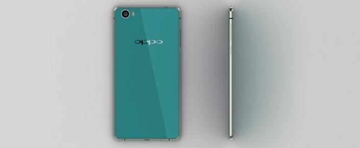 Oppo'nun Süper İnce Telefonu R7'nin Resmi Görselleri yayınlandı