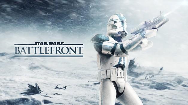 Star Wars Battlefront Dudak Uçuklatacak!