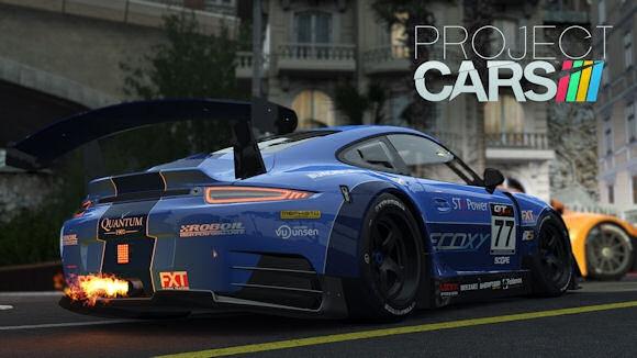 Beklenen Oldu ! Project Cars GTA 5 Ezdi Geçti!