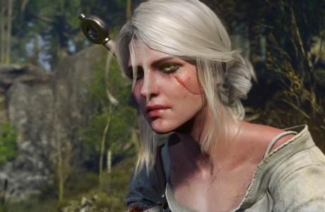 The Witcher 3: Sihirli Kadın Karakteri Ciri!