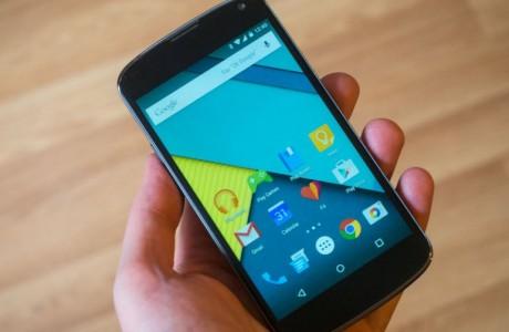 Android 5.1.1, bu Nexus'lara da geliyor!