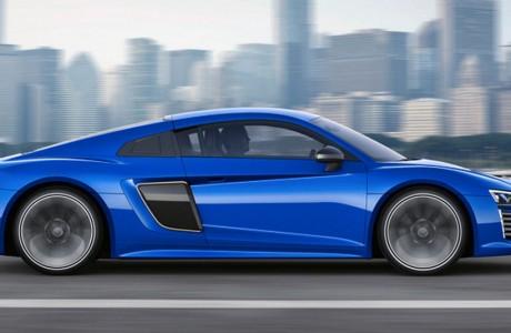 Yeni Audi R8 e-tron Hayalinizdeki Kendini Kullanan Elektrikli Süper Araba!