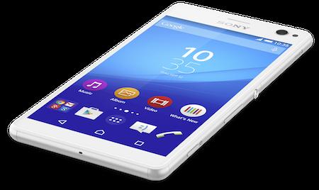 Sony Xperia C4 Yeni Selfi Telefonu !