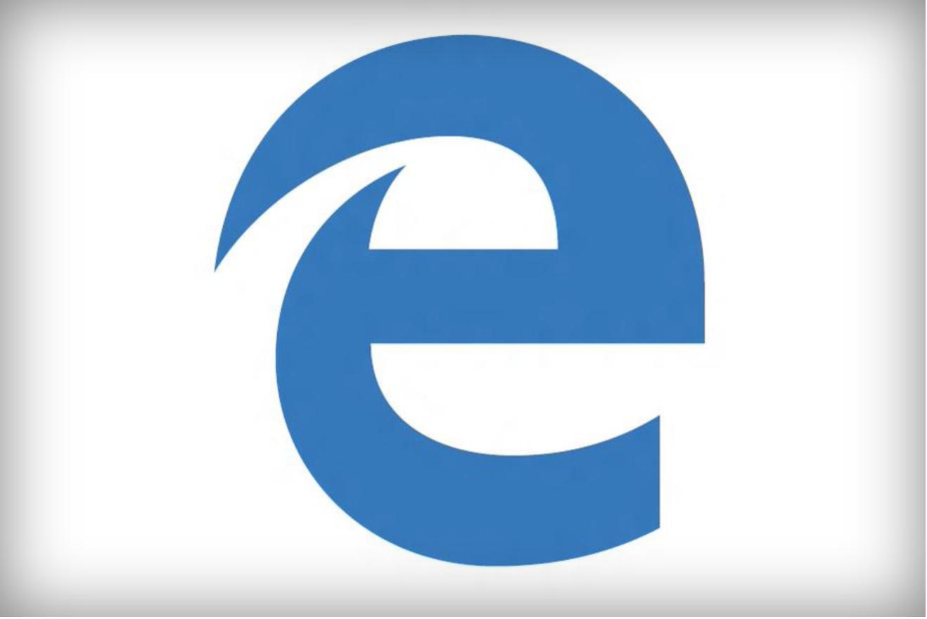 Microsoft Edge Logosu !