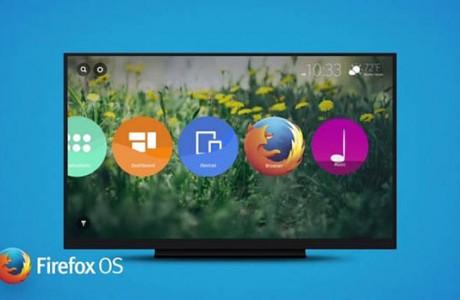 Akıllı TV'de Mozilla Firefox OS Dönemi Başlıyor