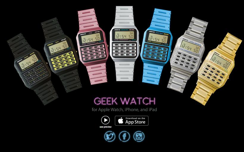 Apple Watch Nostalji !