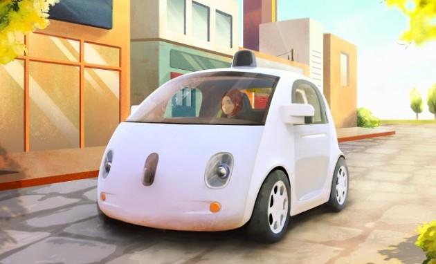 Google'ın İnsansız Aracı Bubble Car Yollara Çıkmaya Hazır!