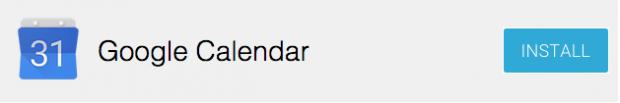 GoogleCalendar_install