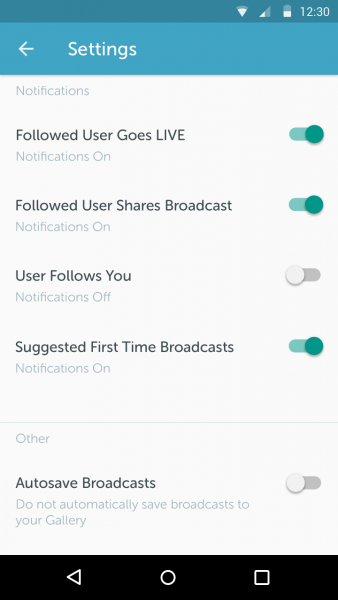 Periscope-Android-Settings