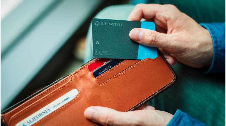 Tek Kart Tüm Kredi Kartlarını İçinde Barındıracak! Stratos Card !