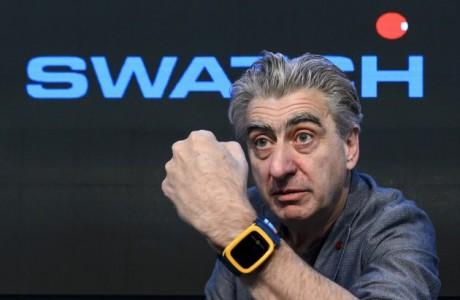 Swatch 6 aydır SmartWatch Bataryaları Üzerinde Çalışıyor!