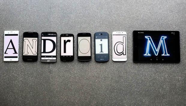 Android M Hakkında Her Şey