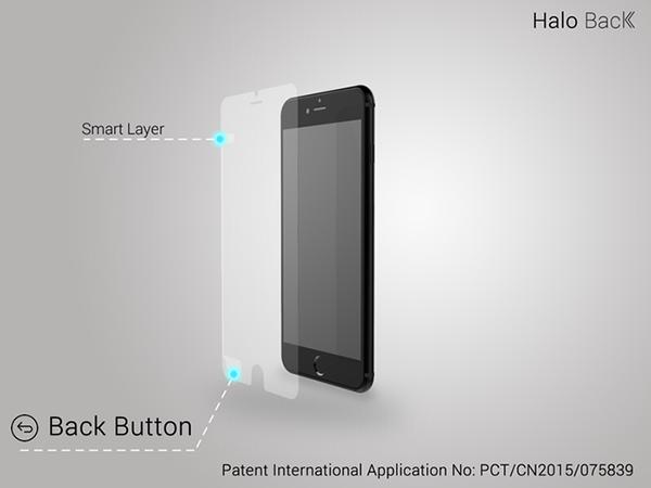 Dünyanın ilk Akıllı Ekran Koruyucusu Halo Back!