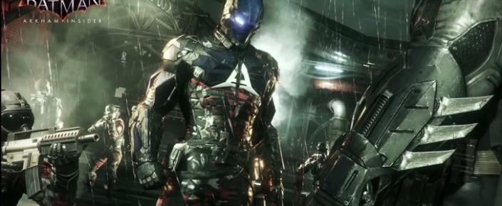 Batman Arkham Knight Kötü Karakterleri Tanıtılıyor!
