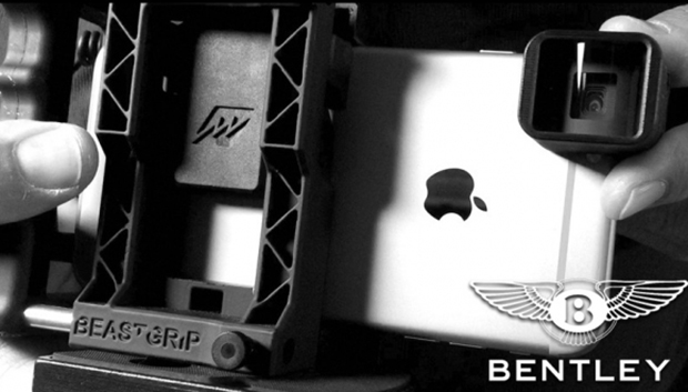 Bentley, iPhone 6 ile Kısa Film Çekti!