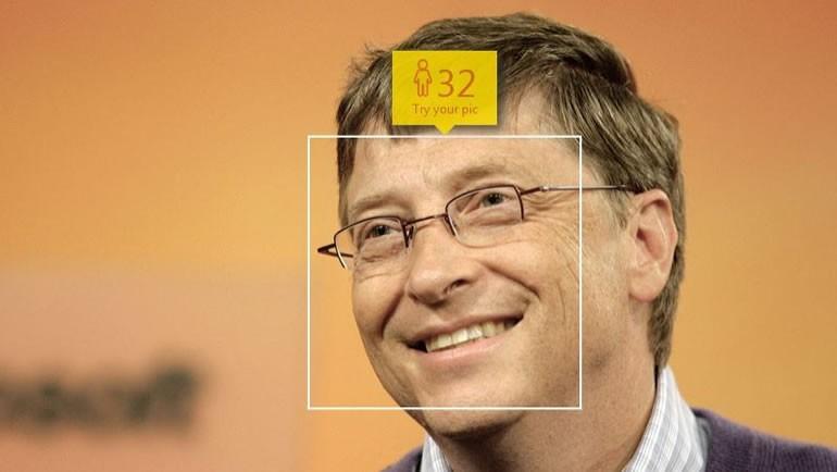 Bing görsel aramada yaş tahmini yapabilecek!