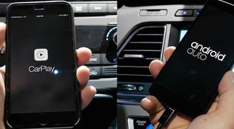 Chevrolet'nin Yeni Araçlarında CarPlay ve Android Auto Aynı Yapıda Bulunacak