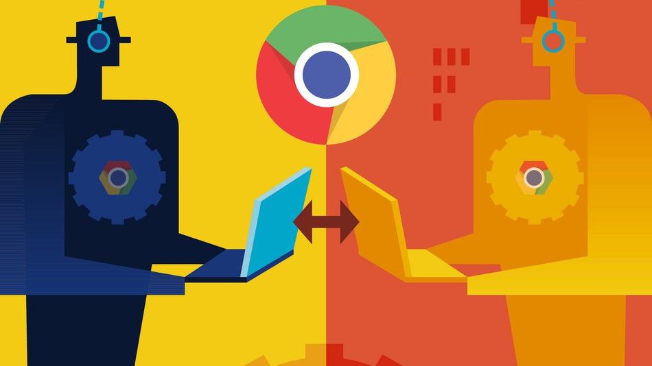 Google Tone!  Chrome 43 Yeni Süper Güçler Getiriyor.
