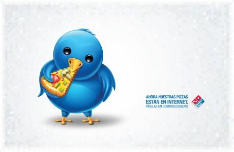 Domino's Pizza Siparişi için Artık Bir Tweet Yeter!