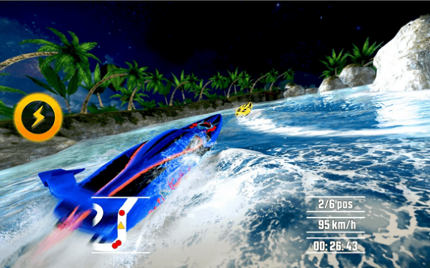 driver-speedboat-racing