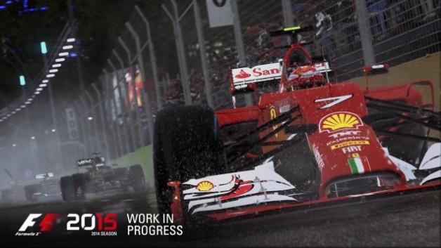 F1 2015 ile Formula 1 tutkunları pistlere dönüyor