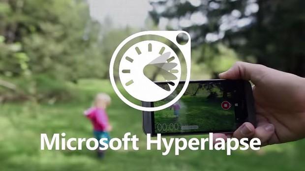 Microsoft'tan hediye: Hyperlapse uygulaması!