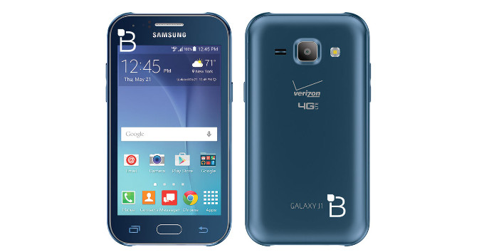 Samsung 'tan Ucuz Aile Telefonu Galaxy J1 !