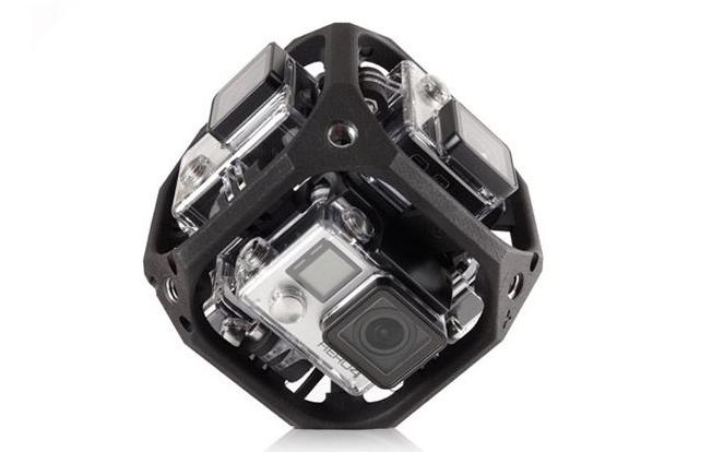 GoPro 'dan GoPro Drone ve Sanal Gerçeklik Atağı!