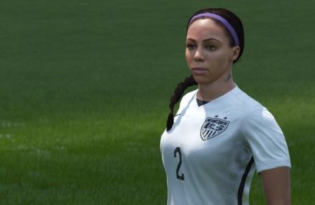 Sonunda EA Games Fifa 2016 Kadın Oyuncuyla Geliyor!