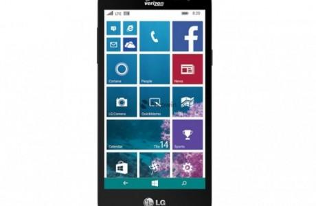 Verizon Lg Lancet 2015 'in ilk Windows 8.1 İşletim Sistemli LG Akıllı Telefonu