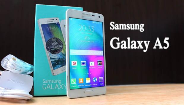 Samsung Galaxy A5 Sahiplerine Müjde