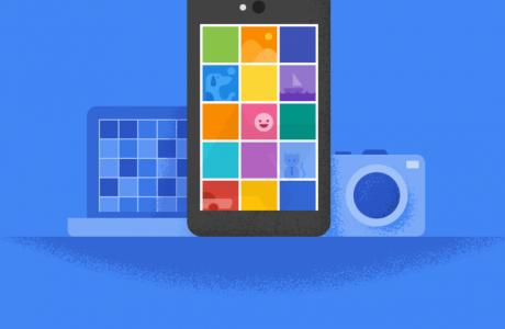 Yeni Google Fotoğraflar Uygulaması Google I/O 2015 Öncesi İlk Görüntüler!