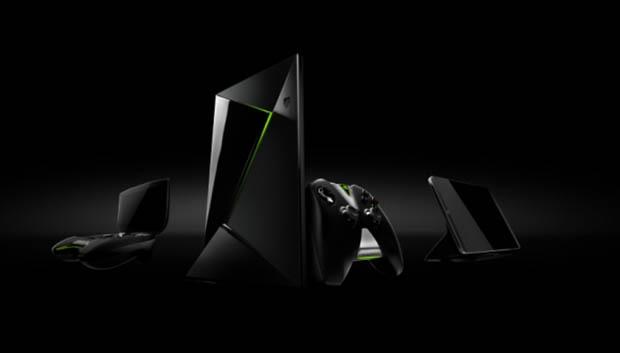 Nvidia'nın 4K Oyun Konsolu Satışa Sunuldu