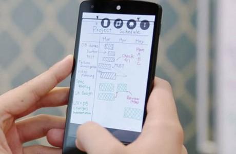 Office Lens ile Android'e belge tarama işlevi